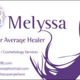 Logo, Business Card, Website creation for Melyssa